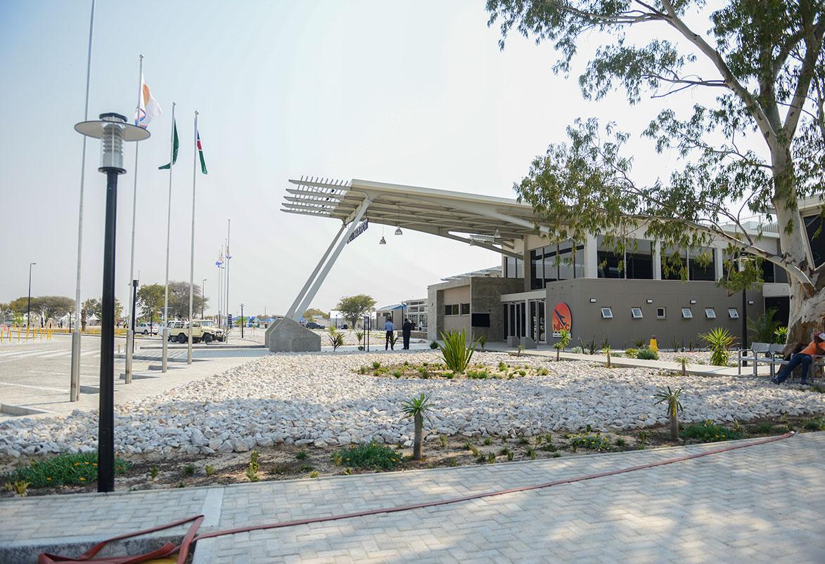 namibia airports company