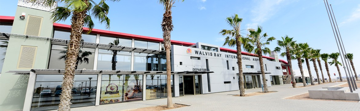 Walvis Bay International Airport  - Namibia Airports Company