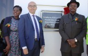 !Naruseb Inaugurates Eros Airport Fire Station